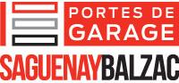 Logo - Portes de garage SaguenayBalzac
