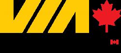 Logo - Via Rail Canada